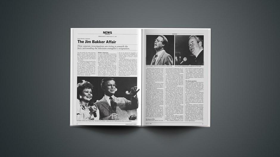 The Jim Bakker Affair