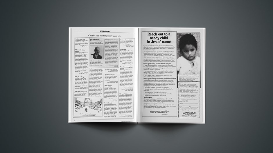 Classic & Contemporary Excerpts from December 11, 1987