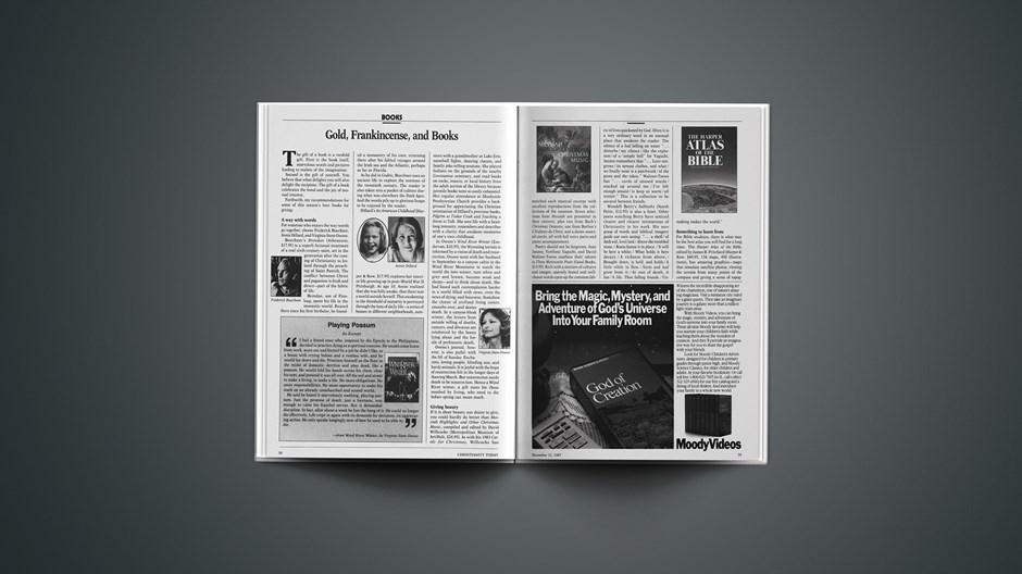 Book Briefs: December 11, 1987