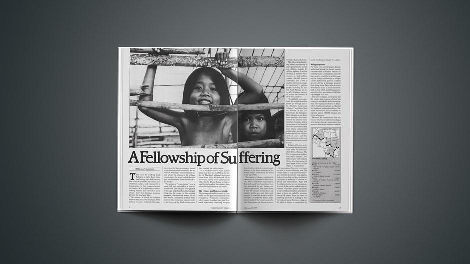 A Fellowship of Suffering