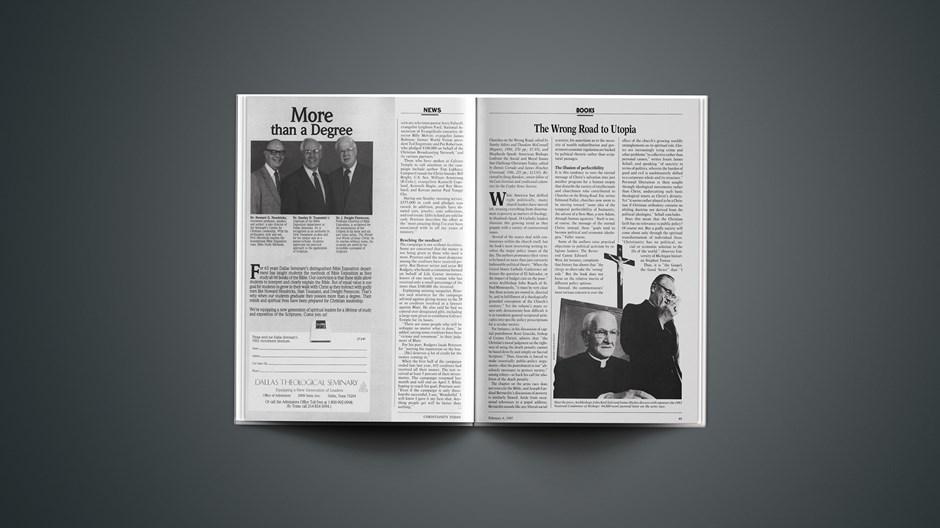 Book Briefs: February 6, 1987