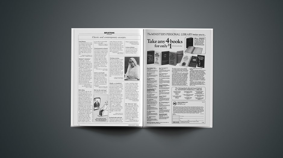 Classic & Contemporary Excerpts from February 06, 1987