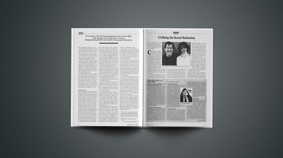 Book Briefs: March 6, 1987