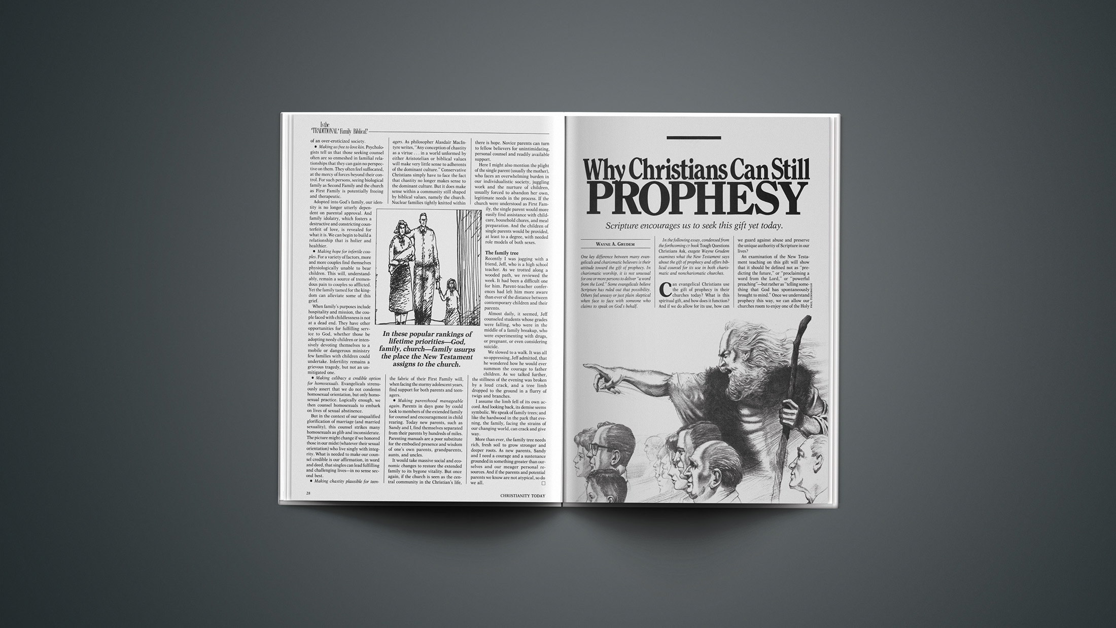 Why Christians Can Still Prophesy