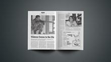 El Salvador: Violence Comes to the City