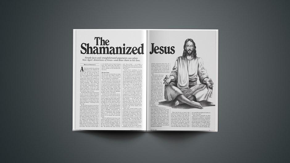 The Shamanized Jesus