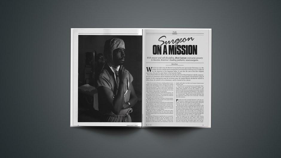 Surgeon on a Mission