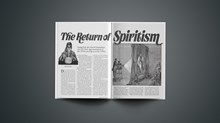 The Return of Spiritism
