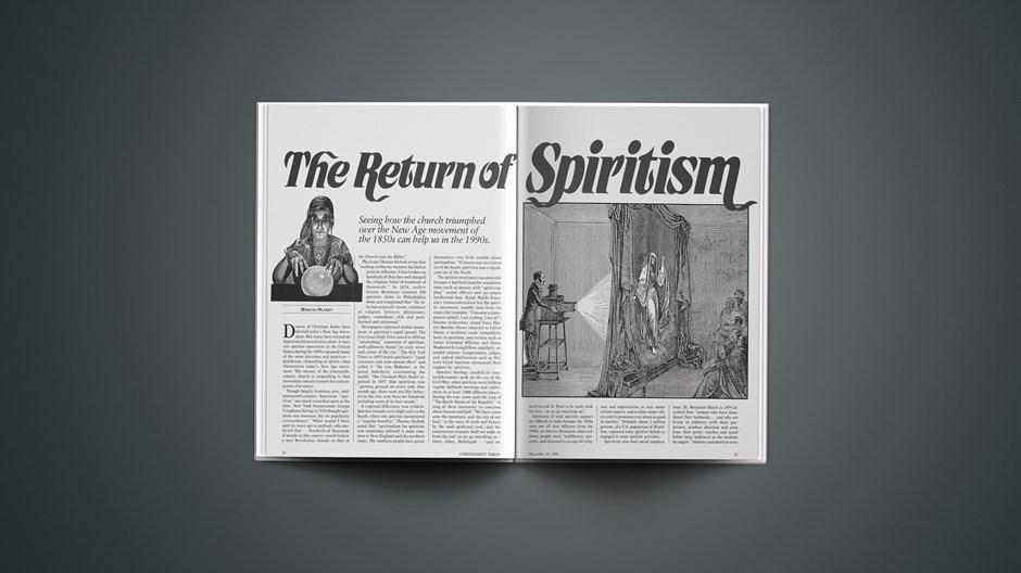 The Return of Spiritism