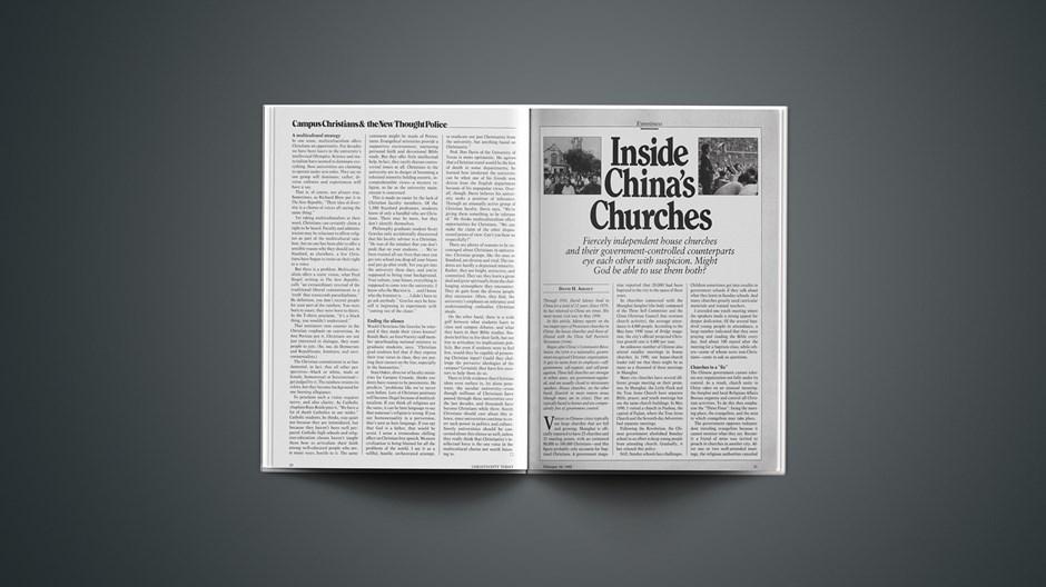 Inside China's Churches