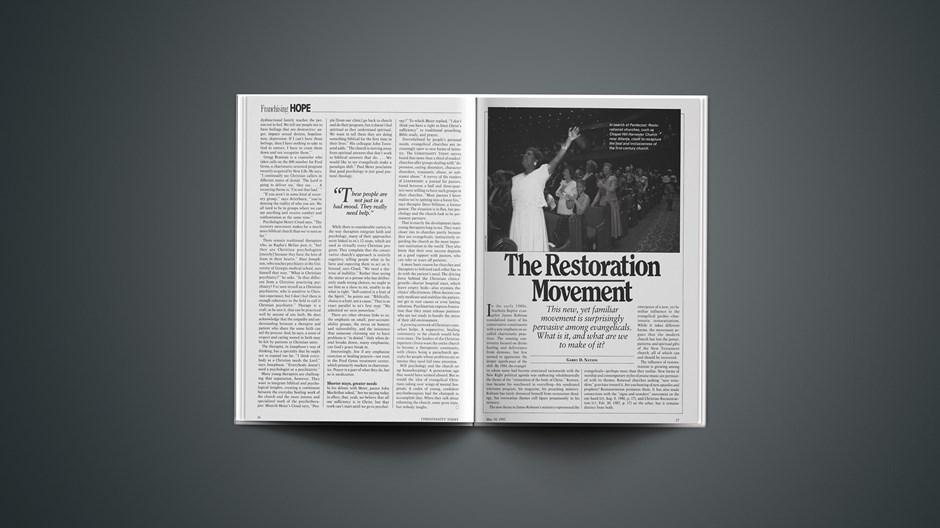The Restoration Movement
