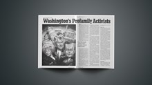 Washington's Profamily Activists