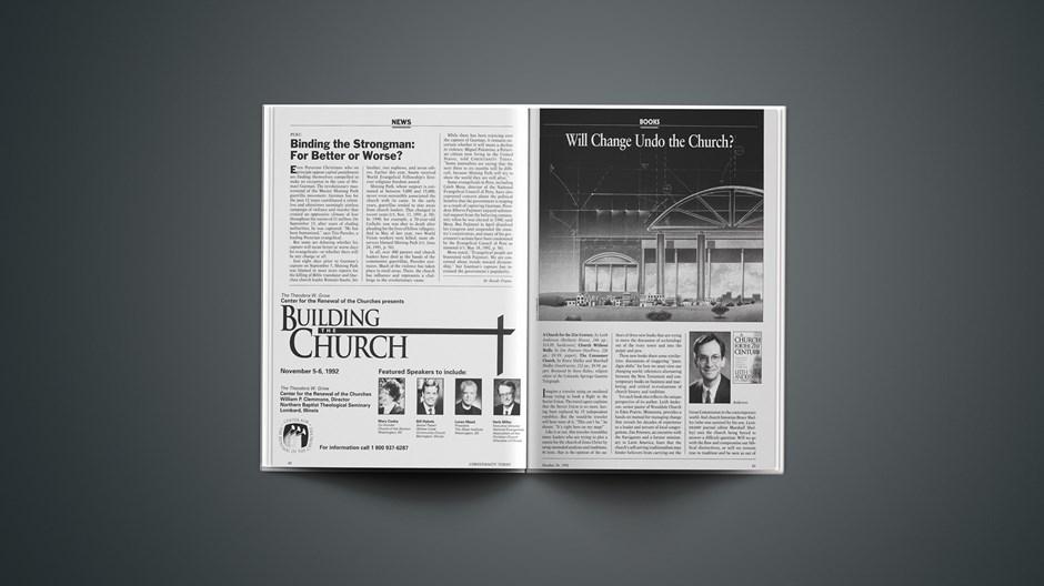 Book Briefs: October 26, 1992