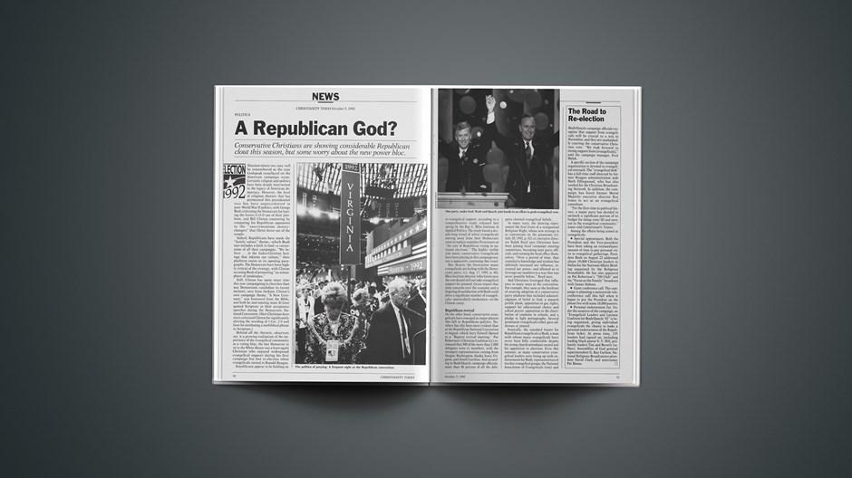 A Republican God?