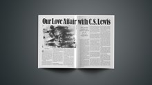 Our Love Affair with C. S. Lewis
