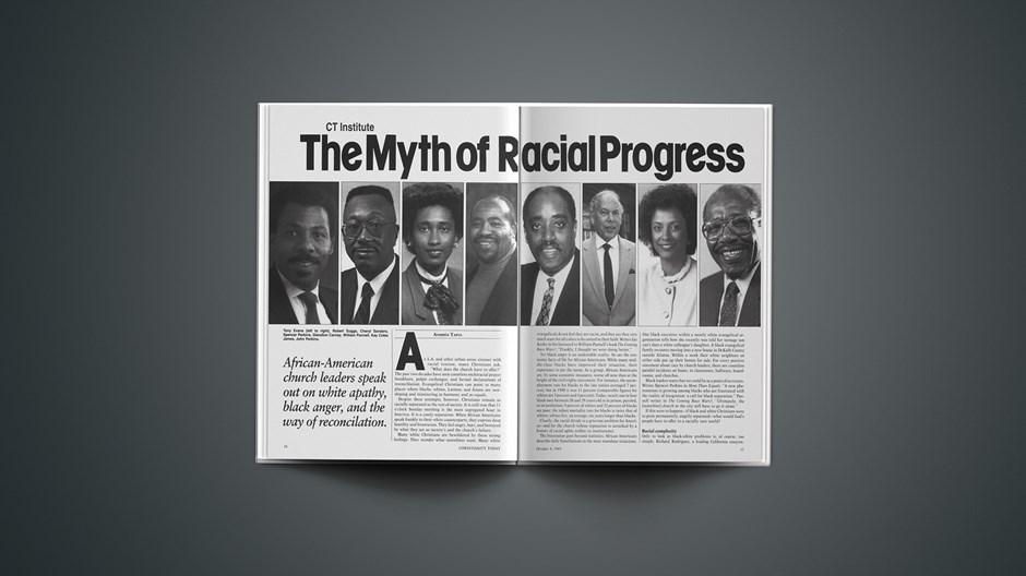 The Myth of Racial Progress