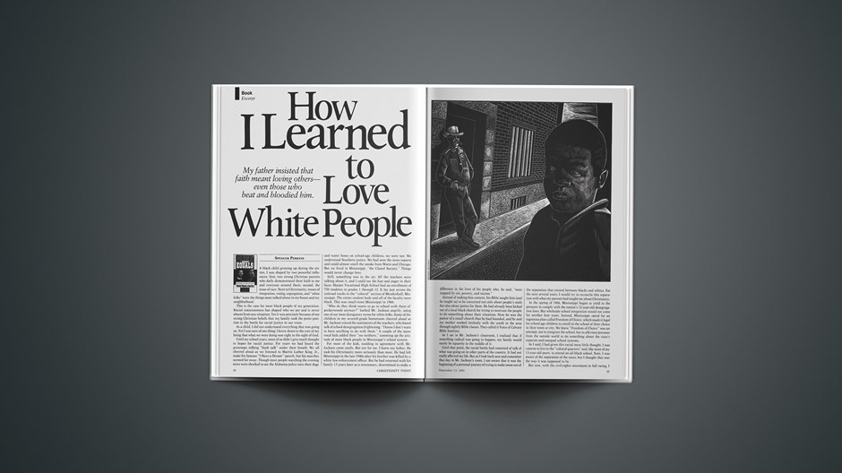 How I Learned to Love White People