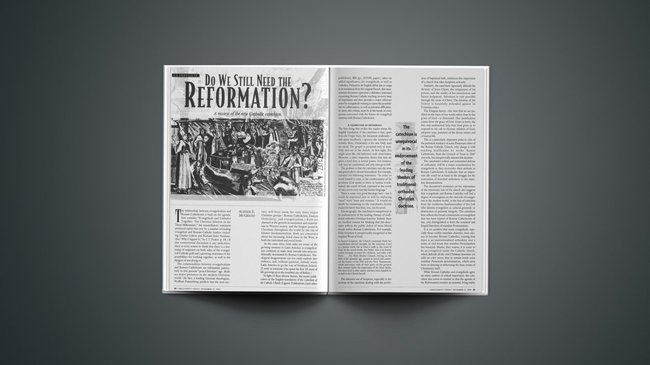 Do We Still Need the Reformation? Part 1