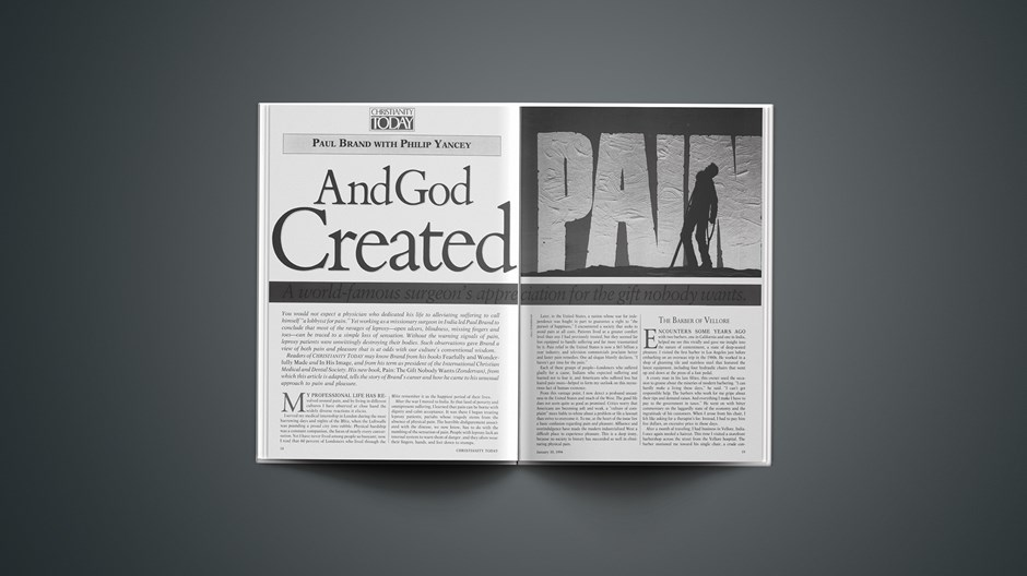 And God Created Pain