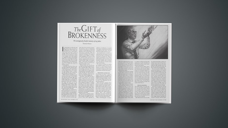 The Gift of Brokenness