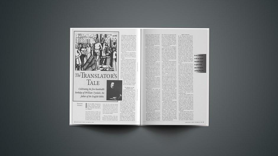 ARTICLE: The Translator's Tale