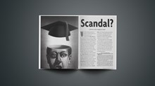 Scandal?