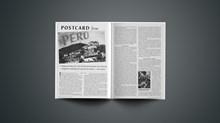 ARTICLE: Postcard from Peru