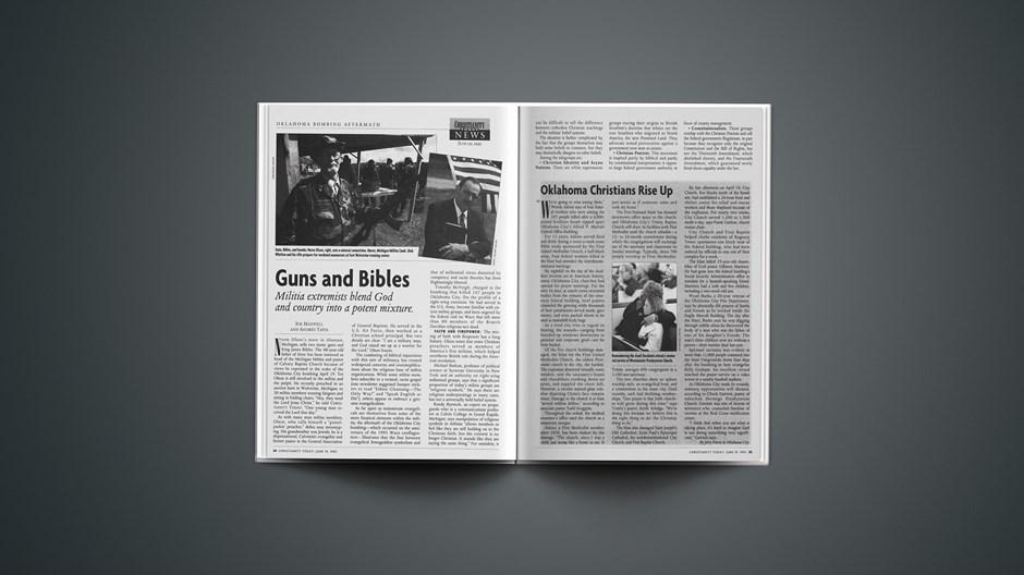 Guns and Bibles