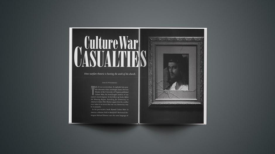 Culture War Casualties