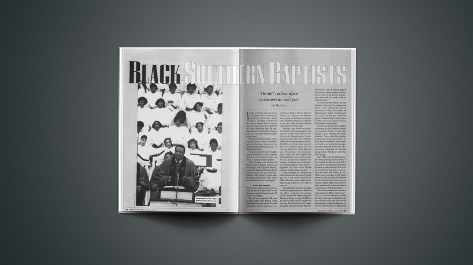 ARTICLE: Black Southern Baptists