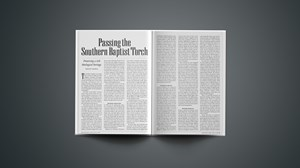 ARTICLE: Passing the Southern Baptist Torch