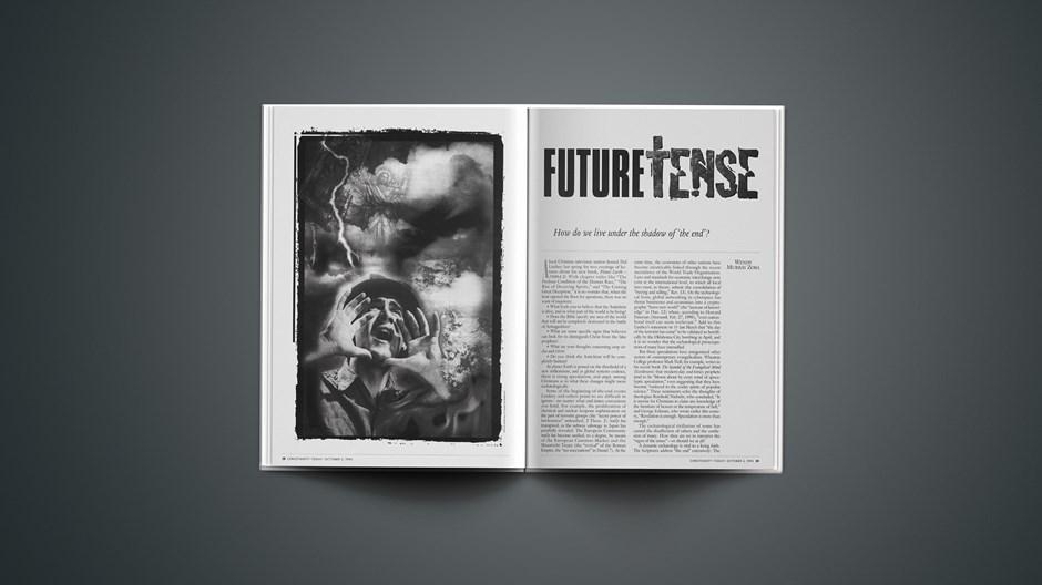 ARTICLE: Future Tense
