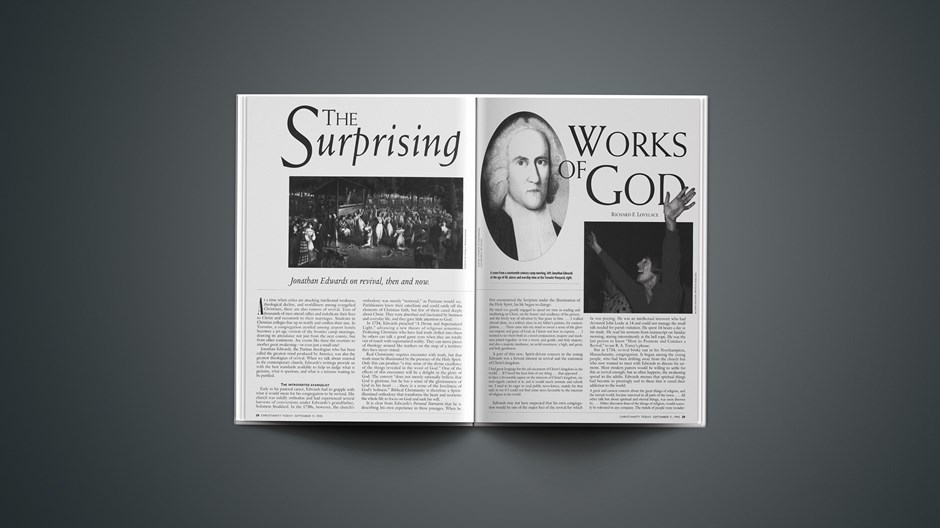 ARTICLE: The Surprising Works of God