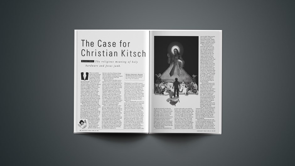 ARTICLE: The Case for Christian Kitsch