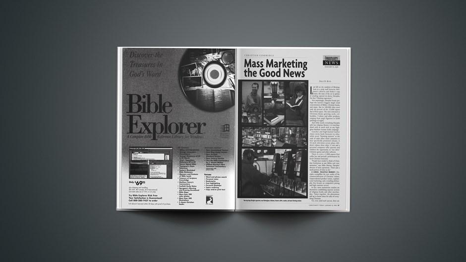 Mass Marketing the Good News
