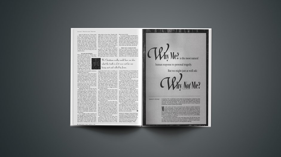 ARTICLE: Why Ask Why?