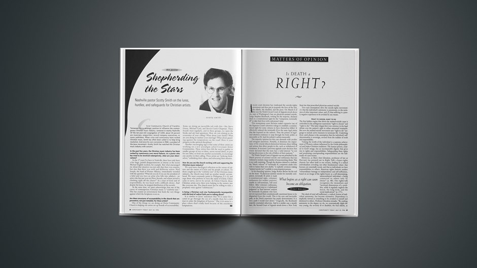 ARTICLE: Is Death a Right?