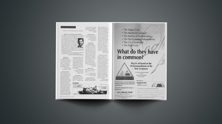 Classic & Contemporary Excerpts from May 20, 1996