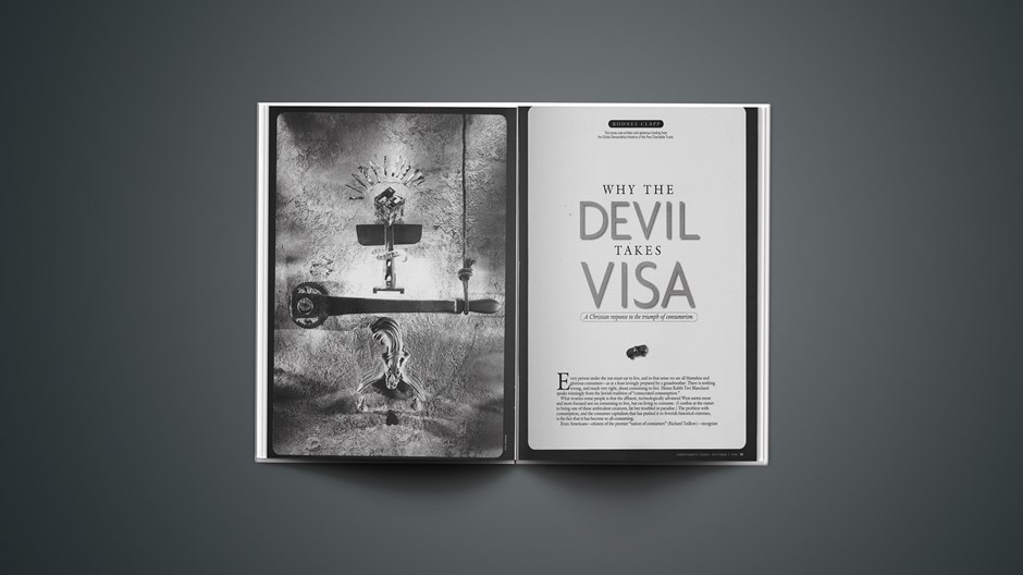 Why the Devil takes VISA