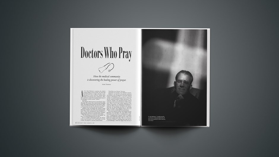 Doctors Who Pray, Part 3 (of 3)