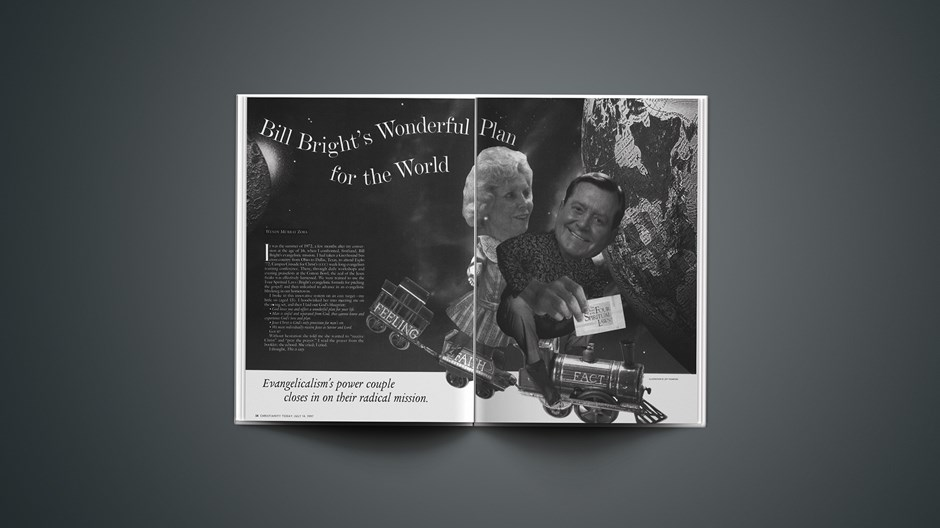 Bill and Vonette Bright's Wonderful Plan for the World