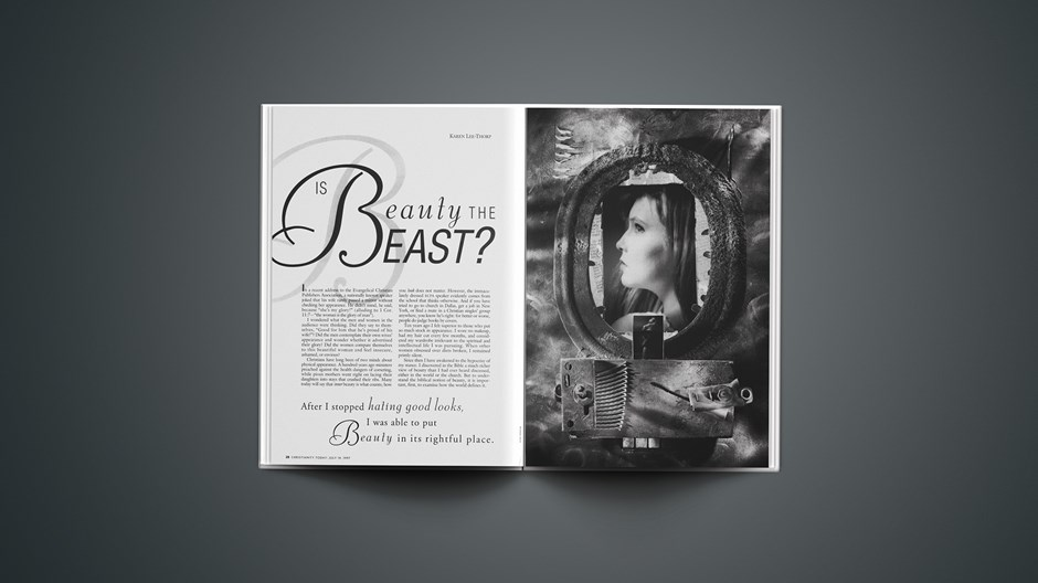 Is Beauty the Beast?
