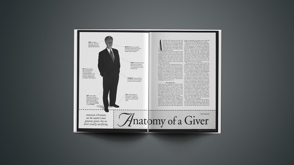 Anatomy of a Giver