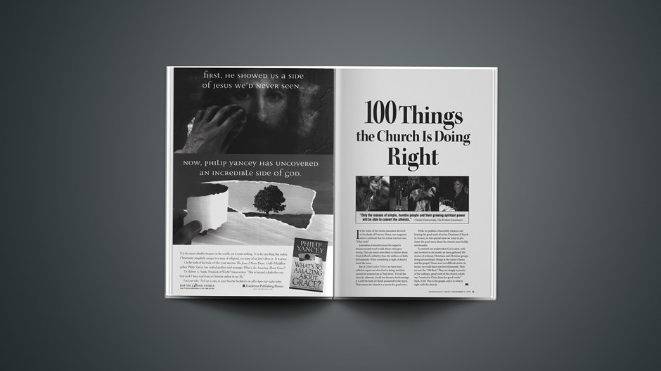 100 Things the Church Is Doing Right! (Part 1 of 5)