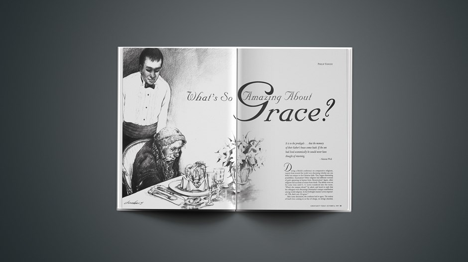 What's So Amazing About Grace? Part 1
