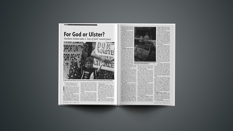 Northern Ireland: For God or Ulster? Part 2