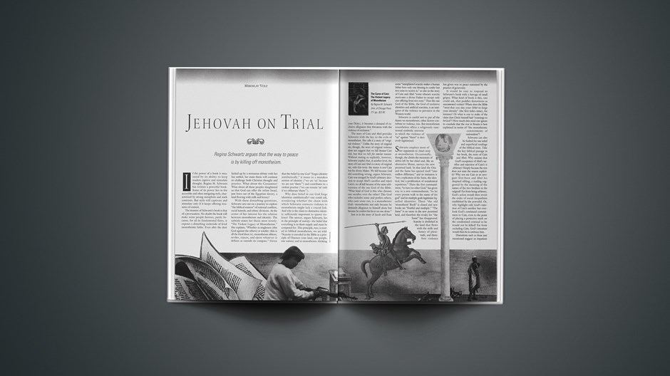 Jehovah on Trial