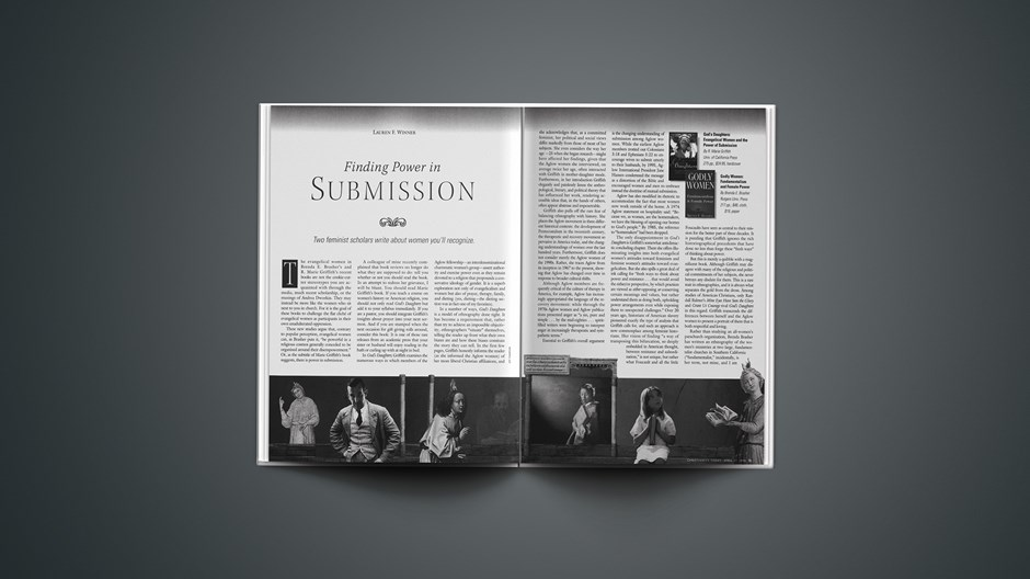 Finding Power in Submission