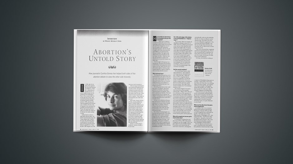 Abortion's Untold Story
