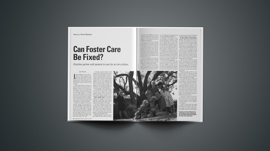 Can Foster Care Be Fixed?